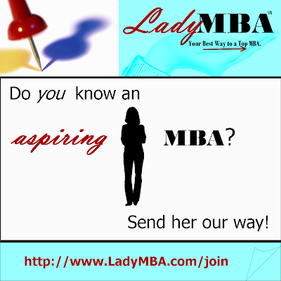 LadyMBA: Your Best Way to a Top MBA